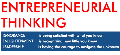 Entrepreneural Thinking
